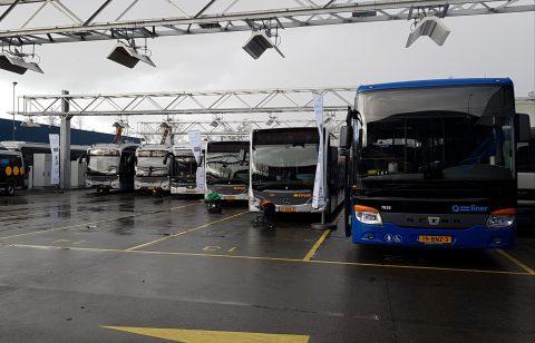 Elektrische bussen GD